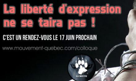 ALERTA /// L'extrême droite nationaliste se réunit en banlieue de Montréal le 17 juin prochain