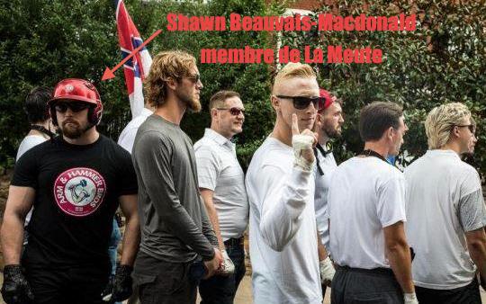 Le groupe anti-immigration La Meute, lié par certains de ses membres à des manifestants néonazis de Charlottesville (Virginie), organise une manifestation à Québec ce dimanche