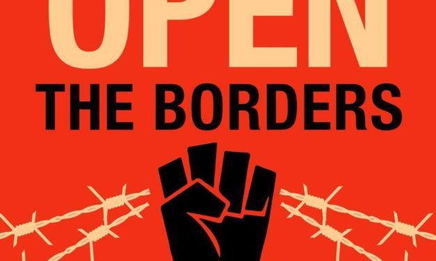 Migrants & Refugees Welcome! Open the Borders! Oppose Racism! Demonstration at the Quebec-US Border