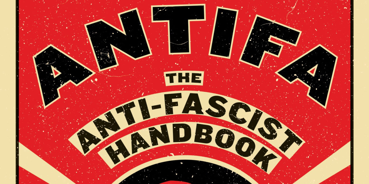 Montreal Book Launch of Antifa: The Anti-Fascist Handbook