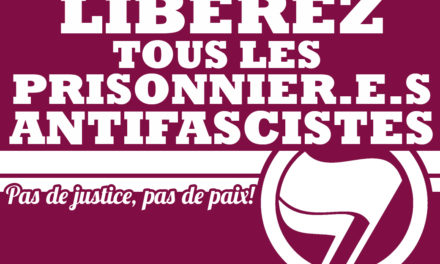 Solidarité avec les militants antifascistes arrêtés à Québec!