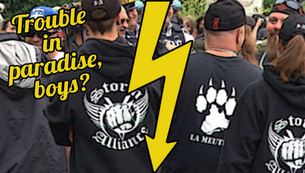 Wolves Don't Like the Rain: Bad Blood Between La Meute and Storm Alliance