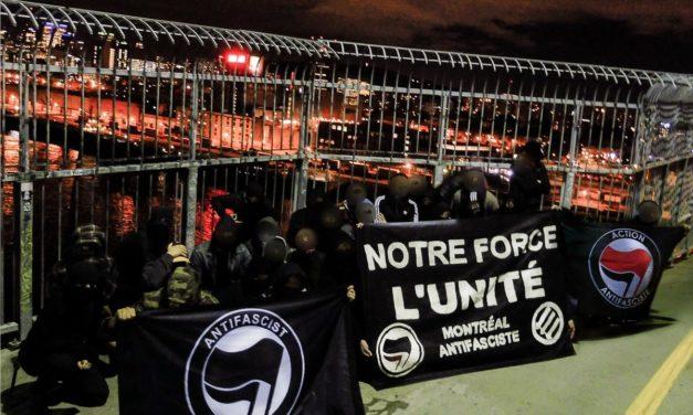 Solidarité avec les réfugié-e-s, les migrant-e-s et les militant-e-s antifascistes (contribution anonyme)