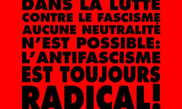 Maxime Fiset et son centre de «prévention de la radicalisation» ne nous représentent pas!