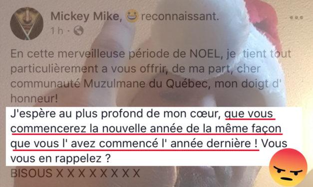 """La """"Fake News"""" de TVA et la haine islamophobe (suite)"""