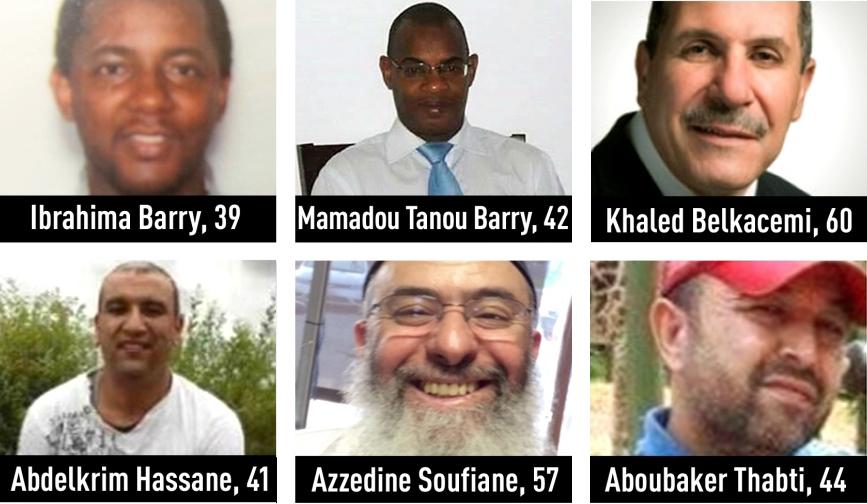Premier anniversaire de la tuerie à la mosquée de Québec: liste des événements commémoratifs