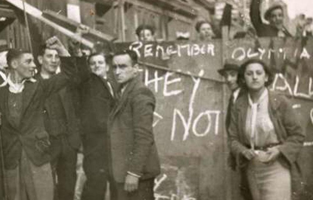 Bella Ciao Épisode 3: La Bataille de Cable Street, 4 octobre 1936