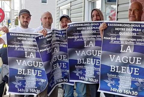 La « Vague bleue » : quand la fachosphère sort de sa bulle