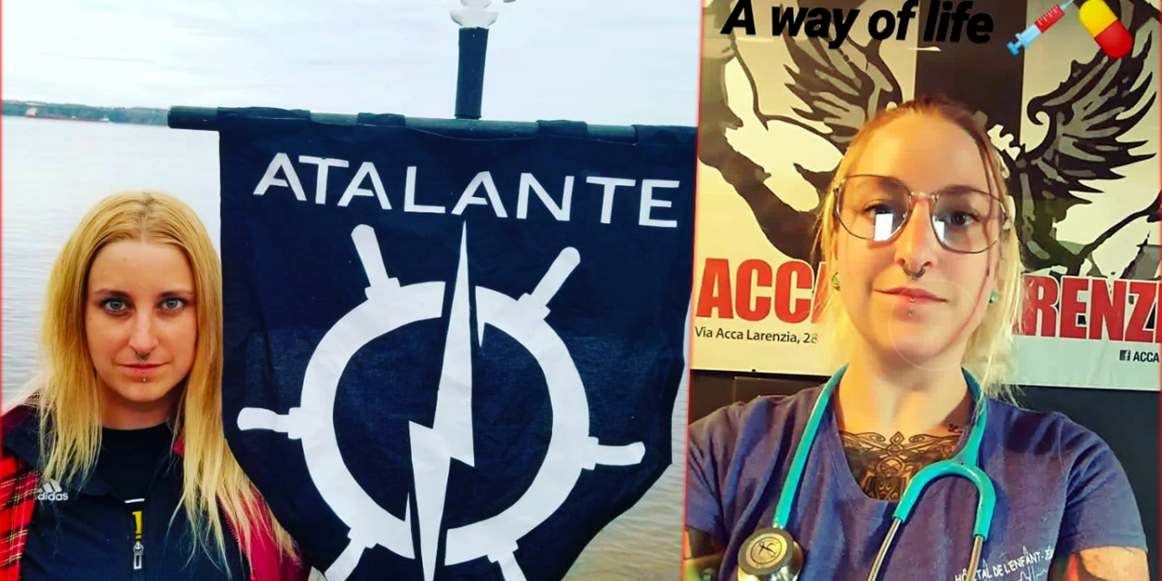 Chasing Atalante: Where do the Fascists Work?