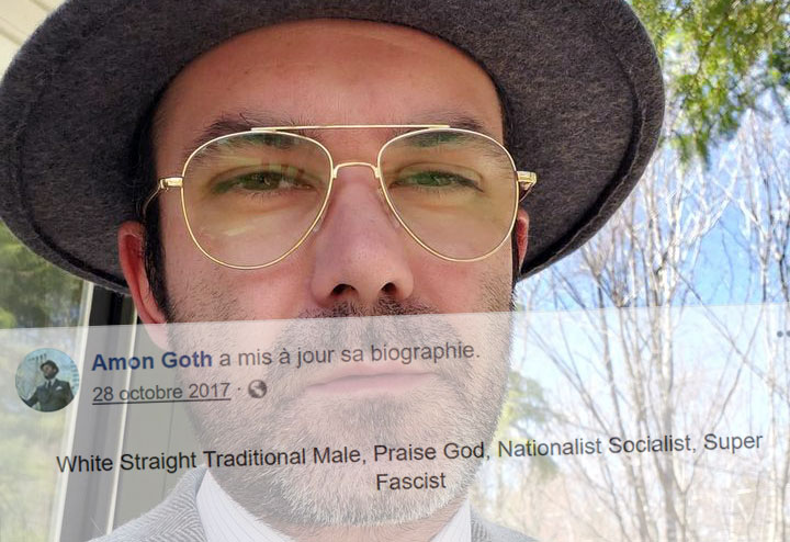 Simon Fleurant: The Nazi Hipster from St-Jérôme