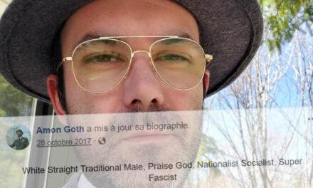 Simon Fleurant, le hipster nazi de Saint-Jérôme