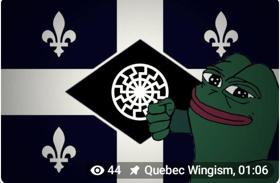 Quebec.wingism et leur entourage
